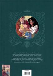 Verso de Complots à Versailles -2- La dame aux élexirs