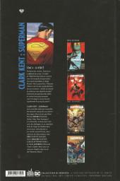 Verso de Clark Kent : Superman -4- La vérité