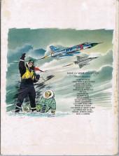 Verso de Tanguy et Laverdure -9b1974- Les anges noirs