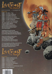 Verso de Lanfeust des Étoiles -5a2004- La chevauchée des bactéries