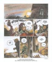 Verso de La bête (Frank Pé/Zidrou) -05- Épisode V