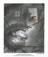 Verso de La bête (Frank Pé/Zidrou d'après le Marsupilami créé par André Franquin) -08- Episode VIII