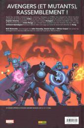 Verso de Uncanny Avengers (Marvel Now!) -INT01- Nouvelle union