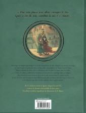 Verso de Sœurs d'Ys - La malédiction du Royaume englouti