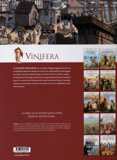 Verso de Vinifera -9- La première dégustation