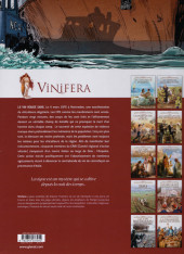 Verso de Vinifera -10- Le vin rouge sang