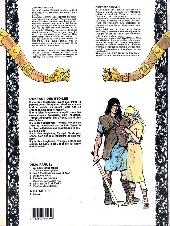 Verso de Thorgal -7- L'enfant des étoiles