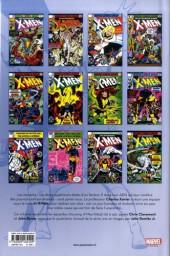 Verso de X-Men (L'intégrale) -4a2019- X-Men : L'intégrale 1980