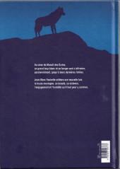 Verso de Le loup -a2019- Le Loup