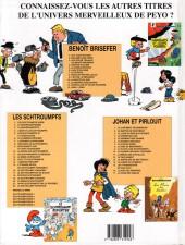 Verso de Benoît Brisefer -13- John-John
