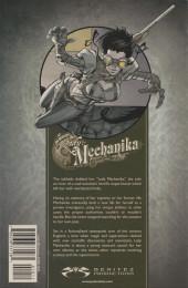 Verso de Lady Mechanika (2010) -FCBD 2020- Lady Mechanika - Free Comic Book Day 2020