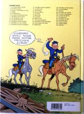 Verso de Les tuniques Bleues -5b1994- Les déserteurs