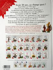 Verso de Le guide -11a2003- Le guide de la Trentaine