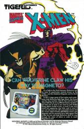 Verso de Marvel Super-Heroes Vol.2 (Marvel comics - 1990) -8- Winter Special