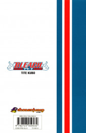 Verso de Bleach -24a2019- Immanent God Blues