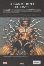 Verso de Wolverine : Le Retour de Wolverine (Marvel Deluxe) - Wolverine : Le Retour de Wolverine