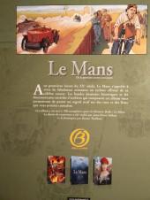 Verso de Le Mans -3TL- De la première course à nos jours