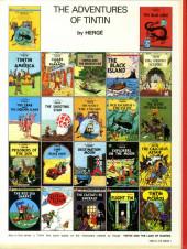 Verso de Tintin (The Adventures of) -7b1983- The Black Island