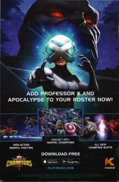 Verso de X of Swords (Marvel Comics - 2020) -1- Part 01 of 22