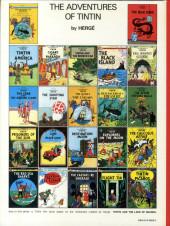 Verso de Tintin (The Adventures of) -20a1983- Tintin in Tibet