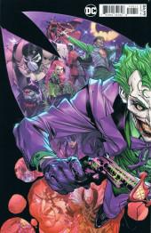 Verso de Batman (DC Comics - 2016) -100- The Joker War, Finale