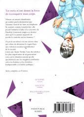 Verso de En proie au silence -4- Volume 4