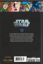 Verso de Star Wars - Légendes - La Collection (Hachette) -122122- Star Wars Classic - #35 à #40