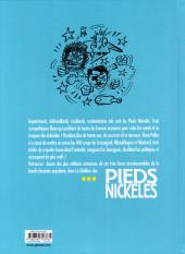 Verso de Pieds Nickelés (Le meilleur des) -6a2019- Crocs-en-jambes et coups fourrés... les pieds nickelés champions de l'embrouille !