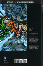 Verso de DC Comics - Le Meilleur des Super-Héros -128- Aquaman - Sub Diego - 1re Partie