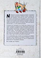 Verso de Astérix (Autres) - Les peuples antiques expliqués