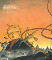 Verso de La bête (Frank Pé/Zidrou) -1TL1- La Bête