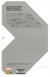 Verso de Dawn of X -2- Volume 02