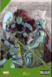 Verso de Avengers (Marvel France - 2020) -8- Le retour de starbrand
