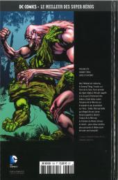 Verso de DC Comics - Le Meilleur des Super-Héros -130- Swamp Thing - Liens et Racines