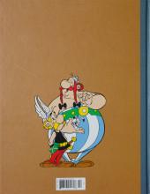 Verso de Astérix (Hachette collections - La collection officielle) -20- Astérix en Corse