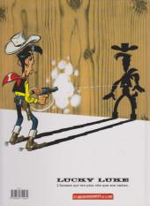 Verso de Lucky Luke -48Ind2007- Le bandit manchot