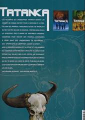 Verso de Tatanka (Callède/Séjourné) -1a2005- Morsure