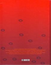 Verso de (AUT) Francq - Largo Winch : l'art du dessin de Philippe Francq