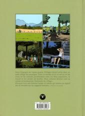 Verso de L'Âme du vin - L'ail et l'huile