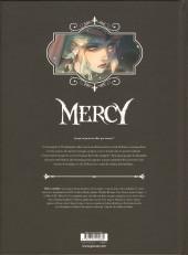 Verso de Mercy (Andolfo) -2- Des Chasseurs, des Fleurs et du Sang