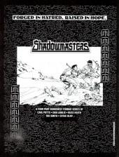 Verso de Destroyer (The) (Marvel comics - 1989) -2- Issue # 2