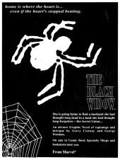 Verso de Destroyer (The) (Marvel comics - 1989) -9- Issue # 9