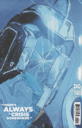 Verso de Strange Adventures (DC Comics - 2020) -4- Out the window