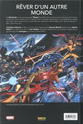 Verso de The new Avengers (Marvel Now!) -INT02- Un Monde Parfait
