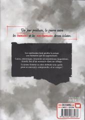 Verso de Nosferatu (Shinjiro) -1- Tome 1