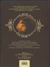 Verso de Le château des Animaux -2- Les Marguerites de l'hiver
