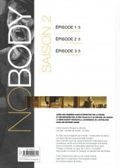 Verso de No Body -6- Épisode 2/3 Les loups