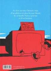 Verso de L'arabe du futur -5- Une jeunesse au Moyen-Orient (1992-1994)