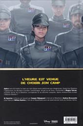 Verso de Star Wars - Docteur Aphra -6- L'Effroyable Super-Arme rebelle