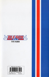 Verso de Bleach -8- The Blade and Me